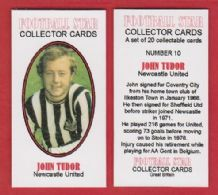 Newcastle United John Tudor